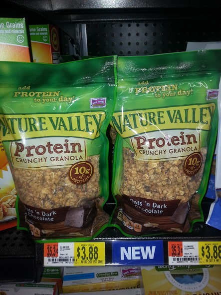 Nature Valley Protein Crunchy Granola