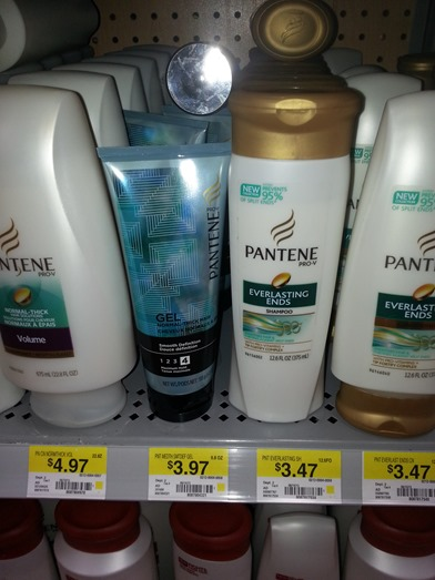 Save Up To $3 on Pantene Products at Walmart!