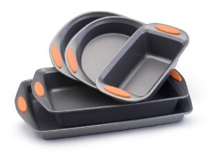 Rachael Ray 5-Piece Bakeware Set Just $29.23 + FREE Store Pickup!