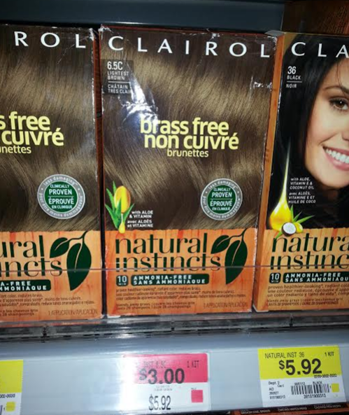 Clairol Hair Color Just $0.50!