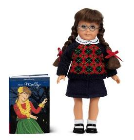 American Girl Mini Dolls with Book as low as $15 plus Store Pickup!