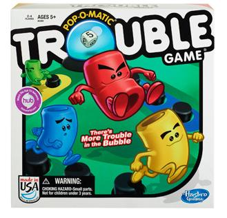 Trouble or Sorry! Only $5 plus FREE Store Pickup!