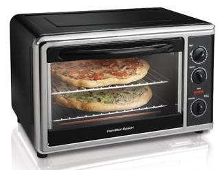 Hamilton Beach Large Capacity Counter Top Oven Only $59 SHIPPED! (reg. $79)