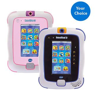 VTech InnoTab 3 The Wi-Fi Learning App Tablet Only $39.97 SHIPPED! (reg. $69.97)