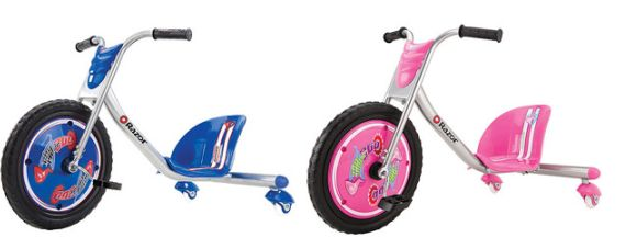 Razor RipRider 360 Pedal Ride-On Toy Only $39 + FREE Shipping!