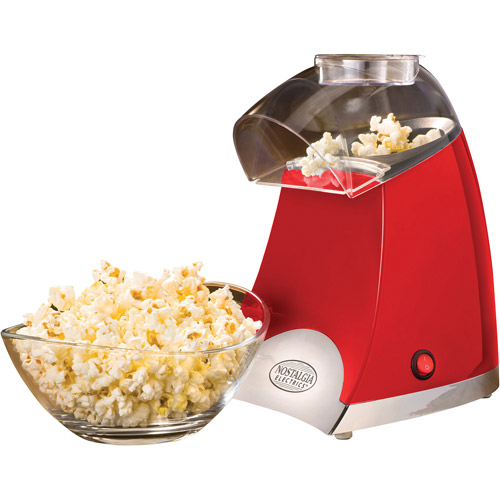 Nostalgia Electrics Star Pop Hot Air Popcorn Popper Only $16.88 + FREE Store Pickup! (reg. $29.99)