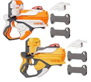 Nerf Lazer Tag Single Blaster 2-Pack Bundle Only $20 + FREE Store Pickup! (reg. $69.76)