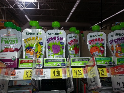 Sprout Smash Smoothies