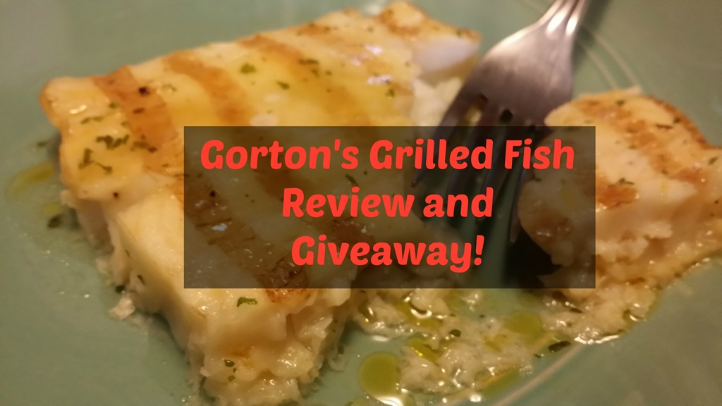 1 day left gorton s grilled fish review and giveaway for Gorton s fish coupons