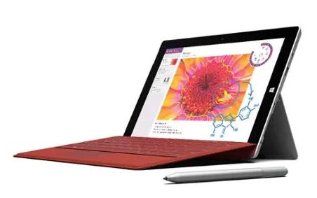 Thumbnail image for Microsoft Surface 3 10.8″ Tablet 128GB Windows 10 Just $499 Down From $599 At Walmart!