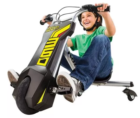 Thumbnail image for Razor PowerRider 360 Electric Ride-On Just $100 Down From $150 At Walmart!