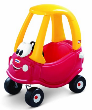 Thumbnail image for Little Tikes 30th Anniversary Cozy Coupe Just $45 Down From $50 at Walmart!
