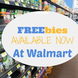 UPDATED: 5 FREE Products Available NOW at Walmart!