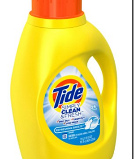 FREE Bottle of Tide Detergent with Money Maker From Walmart!