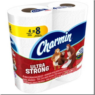 FREE Charmin Bath Tissue With Overage at Walmart!