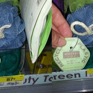 FREE Ecotools Loofa With Overage At Walmart!