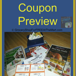 10/2 Coupon Insert Preview: Great Deals on Shampoo, Candy and More!