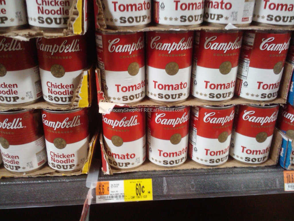 picture relating to Campbell Soup Printable Coupon named Contemporary Printable Coupon for Campbells Soup!