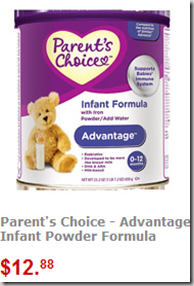 photograph relating to Parents Choice Formula Coupons Printable identified as Fresh new $5 coupon for Mothers and fathers Decision Components!