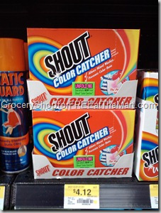 Shout Color Catcher