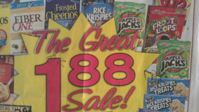 Rice Krispies Deal