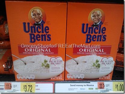 Uncle Ben's Original Converted Rice
