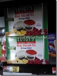 Luigi's Italian Ices