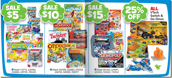 New Christmas Toy Coupons and Price Match Ideas!