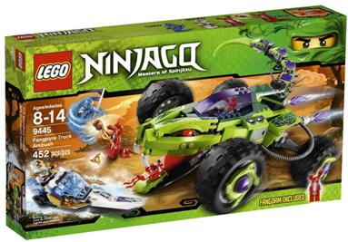 Lego Ninjago at Walmart