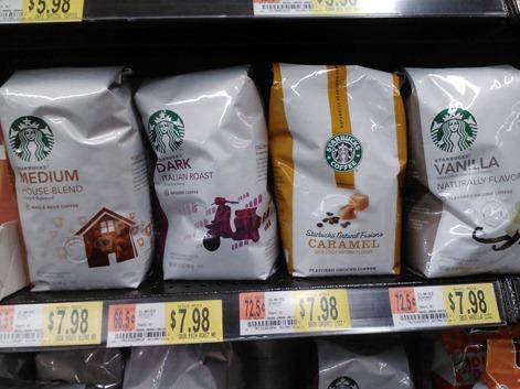 Starbucks Coffee 12oz