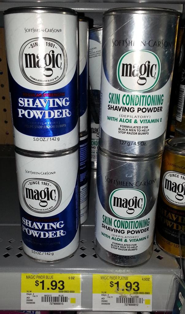 Magic Shaving Powder Just 93