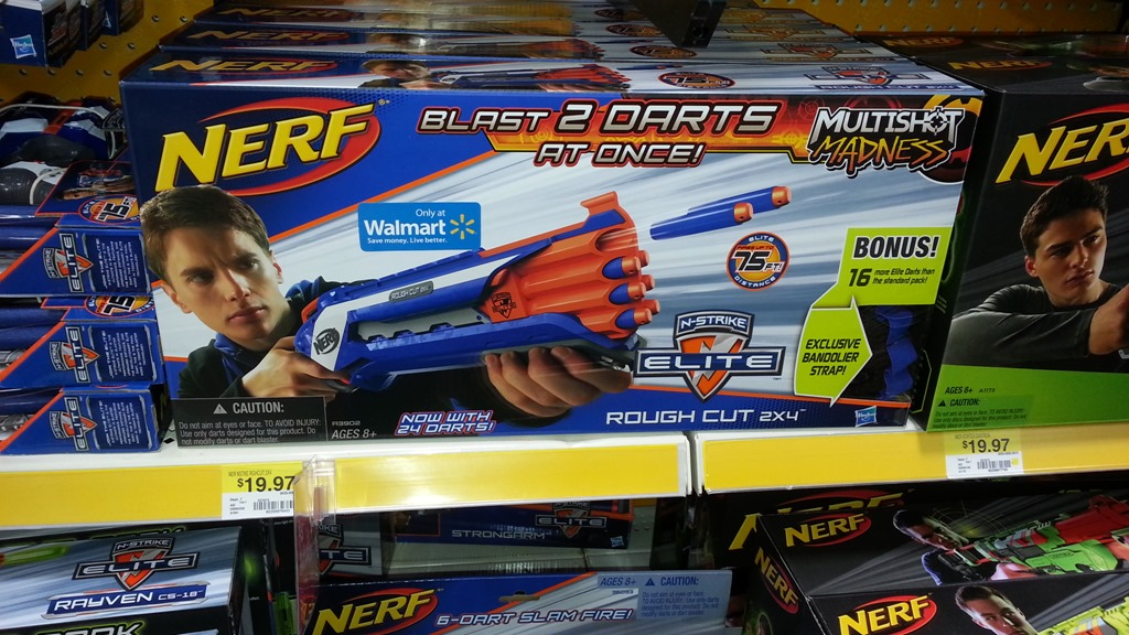 nerf crossfire bow