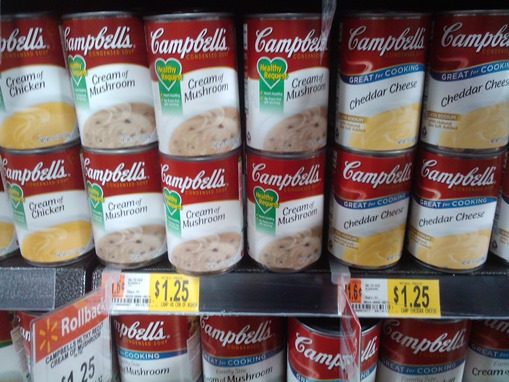 Campbell's Healthy Request Soup