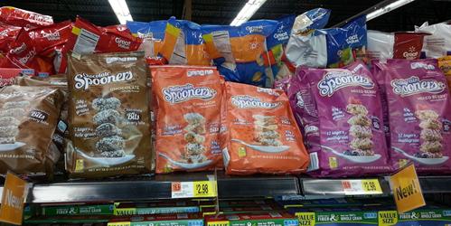 Spooners at Walmart