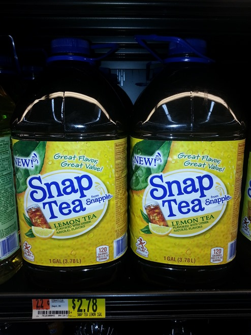 SnapTea Gallons