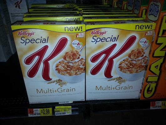 Kellogg's Special K Multi-Grain