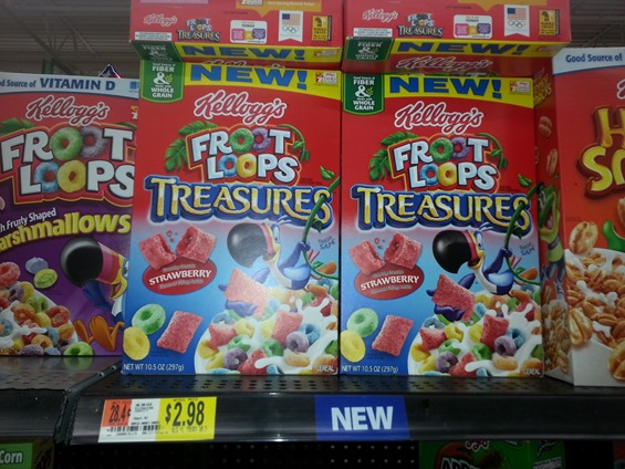 Froot Loop Treasures