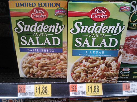 Suddenly Salad 7-12-12