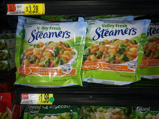 Green Giant Valley Fresh Steamers