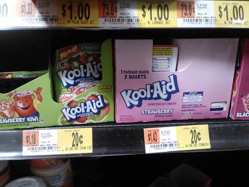 Kool-Aid Pouches