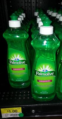 Palmolive Dish Liquid Just $.50!