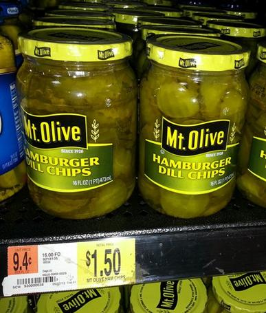 Mt Olive Pickles