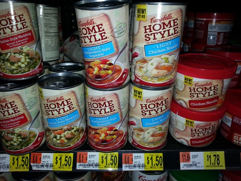 Campbell's Home Style Soup