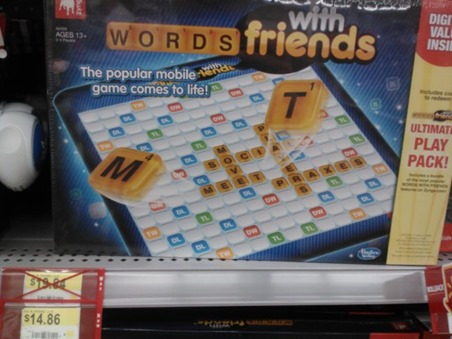Hasbro Words with friends