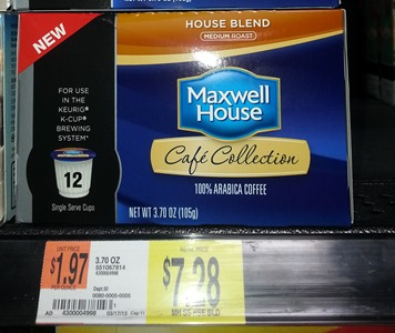 Maxwell House K-Cups