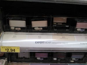 Maybelline Eye Shadow 3-27-12