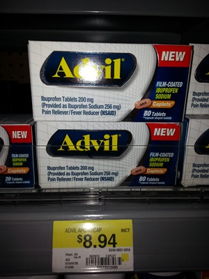 Advil coated Tablets