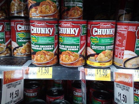 Campbell's Chunky Soup