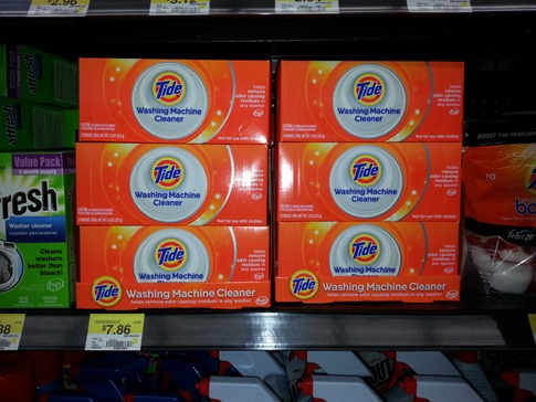 New Printable Coupons For Tide Products And Walmart Deal