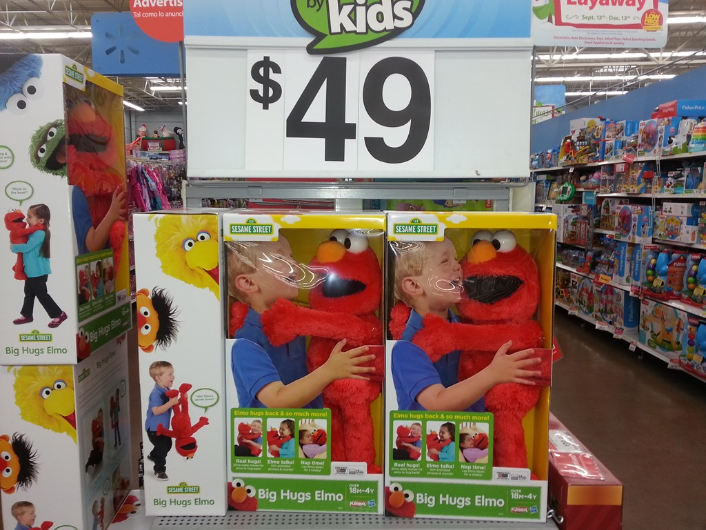Toys For 20 : Weird walmart news s quot chosen by kids program